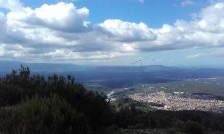 Parapendio Calabria