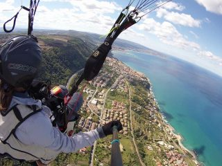 paraglinding pizzo